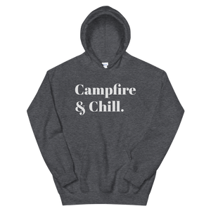 Campfire & Chill Unisex Hoodie