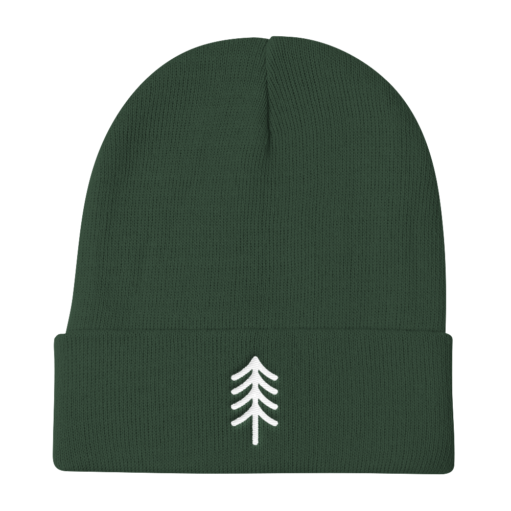 Wandering Pines Knit Beanie