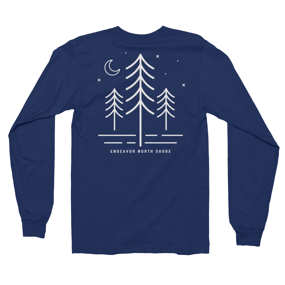 Northern Pine Unisex Long Sleeve
