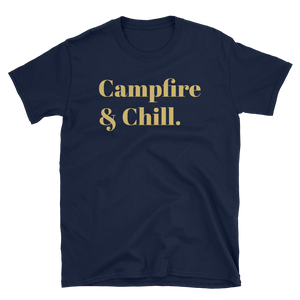 Campfire & Chill Unisex Tee