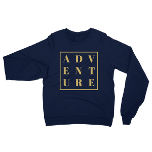 Adventure Unisex Raglan Sweater