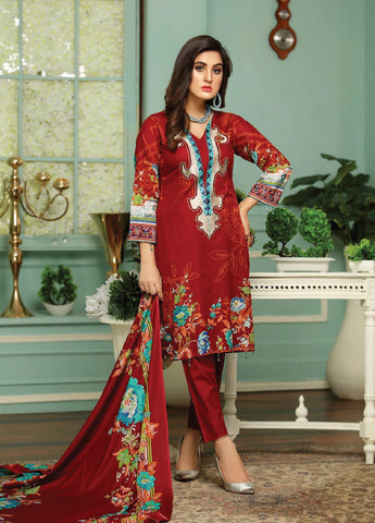 Resham Lawn Vol-2 D.No 03
