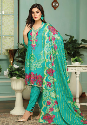 Resham Lawn Vol-2 D.No 06