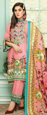Resham Lawn Vol-2 D.No 08
