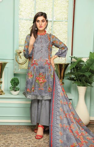 Resham Lawn Vol-2 D.No 09