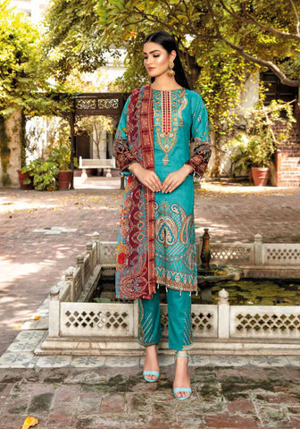 RANGREZ LAWN VOL-18 D.No 01