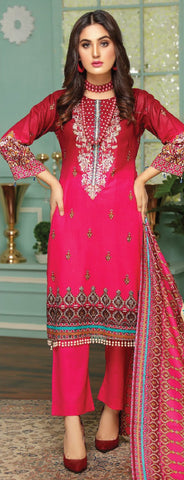 Resham Lawn Vol-2 D.No 11