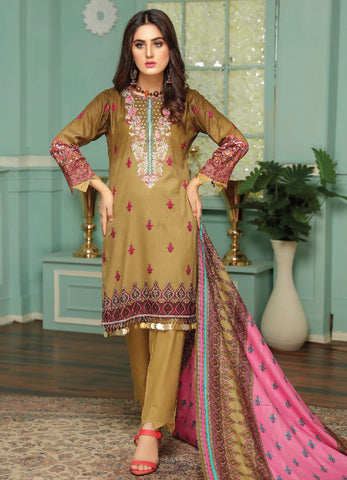 Resham Lawn Vol-2 D.No 12