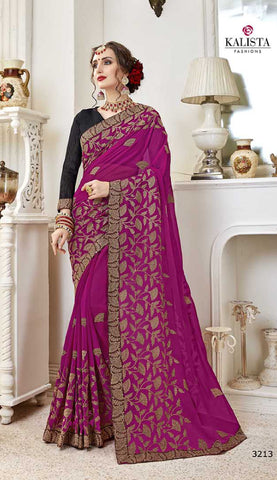 Kalista Saree D.No 3213