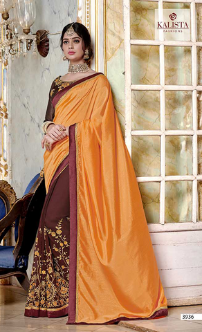 Kalista Saree D.No 3936