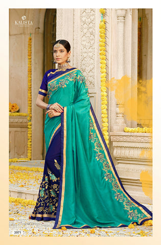 Kalista Saree D.No 3971