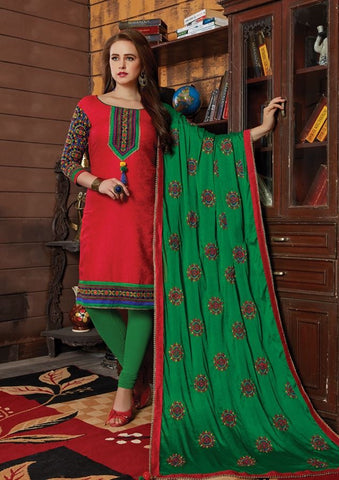 Cotton Suit D.No 4504