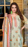 Khaddi Embroidered Lawn D.No 5-B
