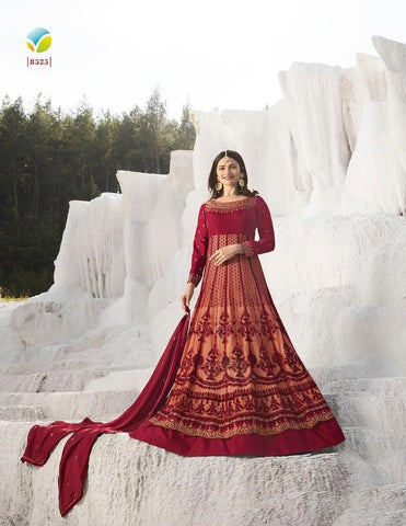 vinay Fashion D.No R-8525