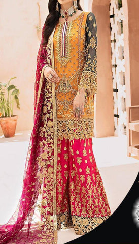 EMAAN ADIL BRIDAL COLLECTION