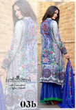Mahira Khan Embroidered Lawn D-3/B