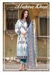 Mahira Khan Embroidered Lawn D-5/A