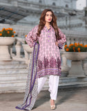 Flora Embroidered Lawn EC001B
