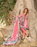 Flora Embroidered Lawn EC002A
