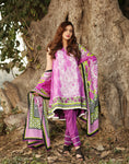 Flora Embroidered Lawn EC002B