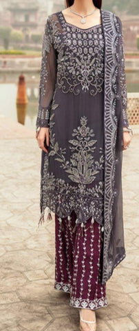ZEBTAN EMBROIDERED DRESS