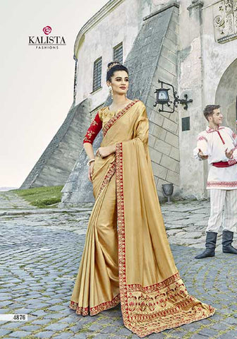 Kalista Saree D.No 4876