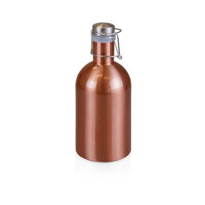 GROWLER TOTE WITH 64 OZ. COPPER GROWLER