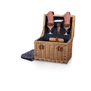 WINE COUNTRY PICNIC BASKET - ADELINE
