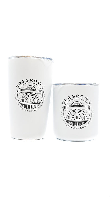 MiiR Camp Mug & MiiR Tumbler | 12oz | White
