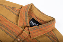 Warton Flannel | Brown