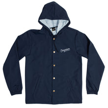Greenberg Coaches Jacket | Navy