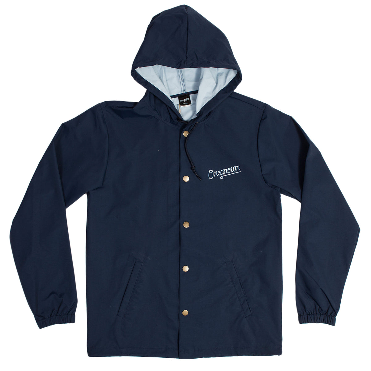 Greenberg Coaches Jacket- Navy