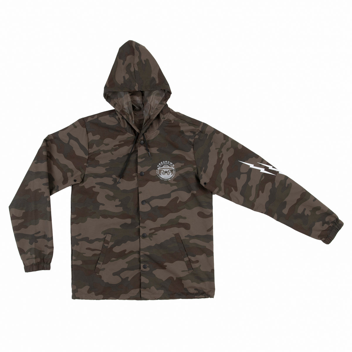 Vultures Windbreaker | Camo