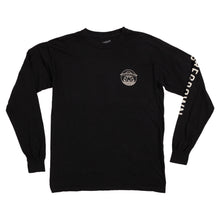 Crimson Long Sleeve T | Black