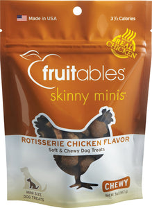 Fruitables Chewy Skinny Mini Rotisserie Chicken
