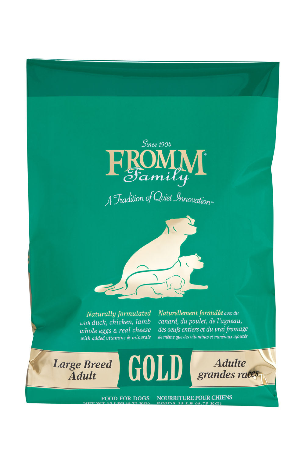 Fromm Large Breed Adult Gold
