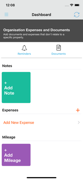 Add Expense Landlord Boss App 3
