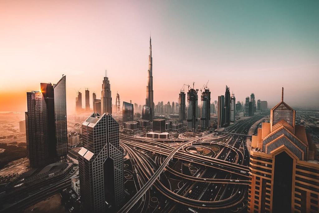 Dubai UAE property investing