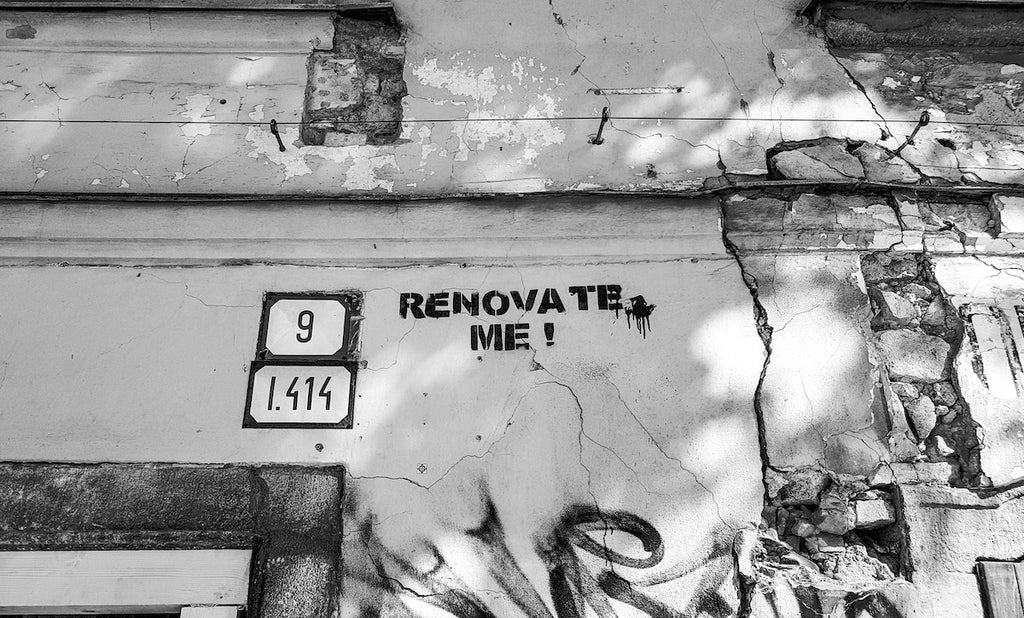 Property Management - renovate