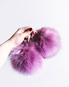SUGARPLUM POMPOM XL