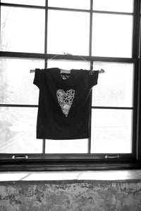 "Petals 2019 ""Have A Heart"" Short Sleeved T-Shirt"
