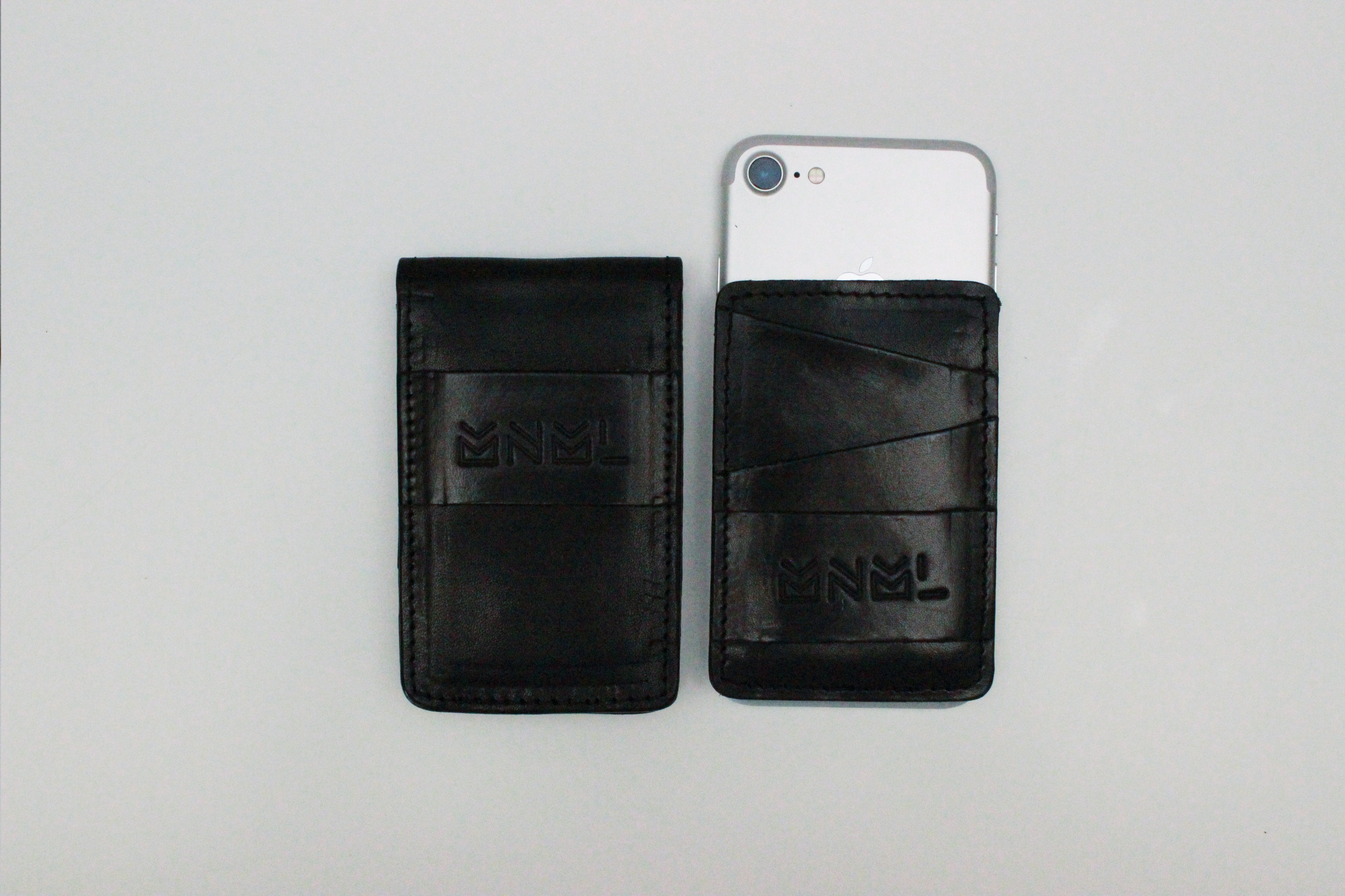 Bifold and Phone Pocket - Holds 7-9 Cards