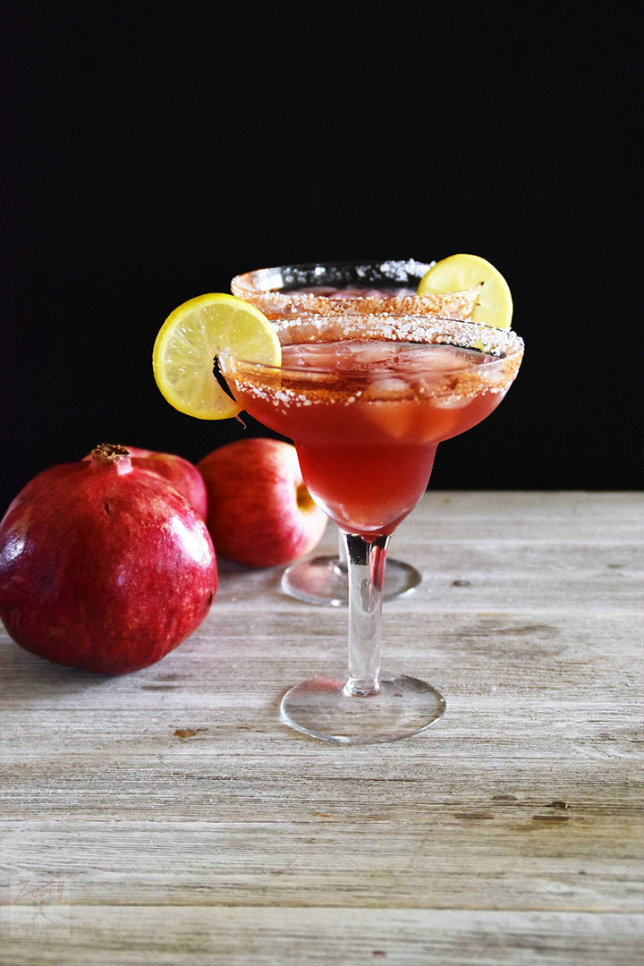 Pomegranate Cider Margarita Recipe