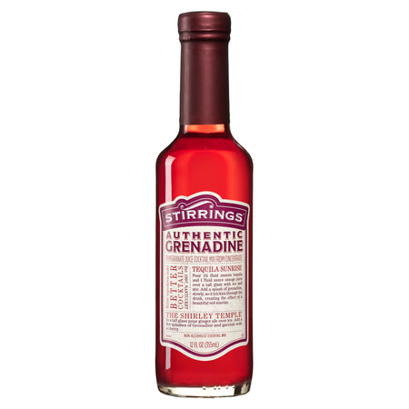 Authentic Grenadine