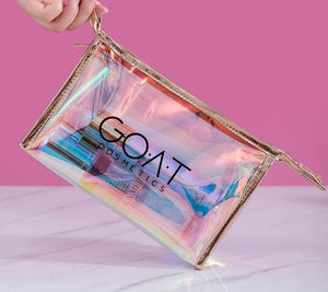 GOAT Cosmetics Makeup Bag