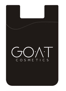 G.O.A.T Silicone card holder