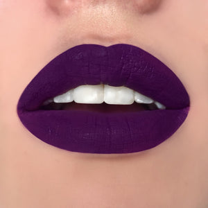 Purple Rain Matte Liquid Lipstick