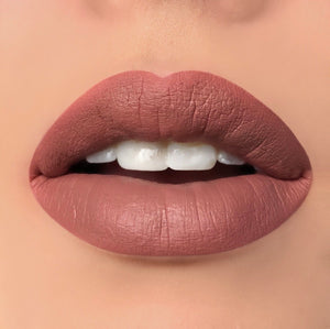 Undressed Matte Liquid Lipstick