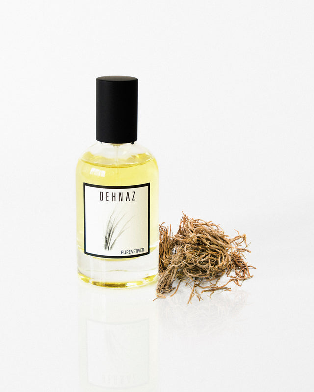 BEHNAZ Pure Vetiver