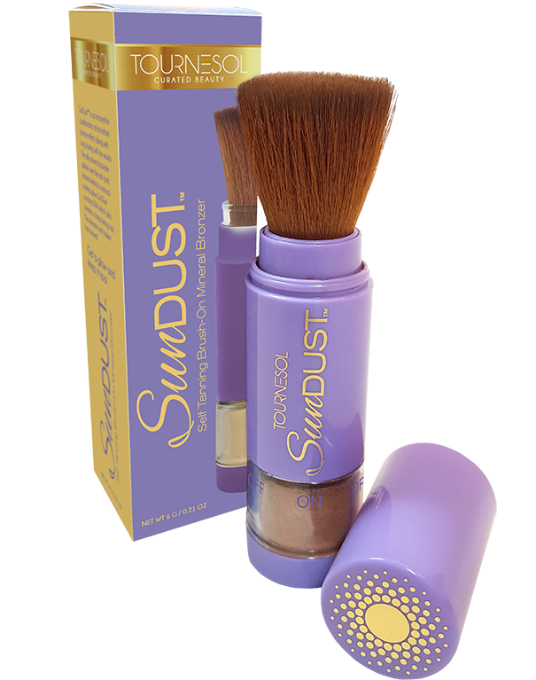SunDust Mineral Bronzer with Self Tanner